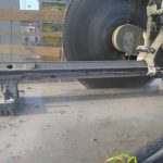 beton vágó Előszállás