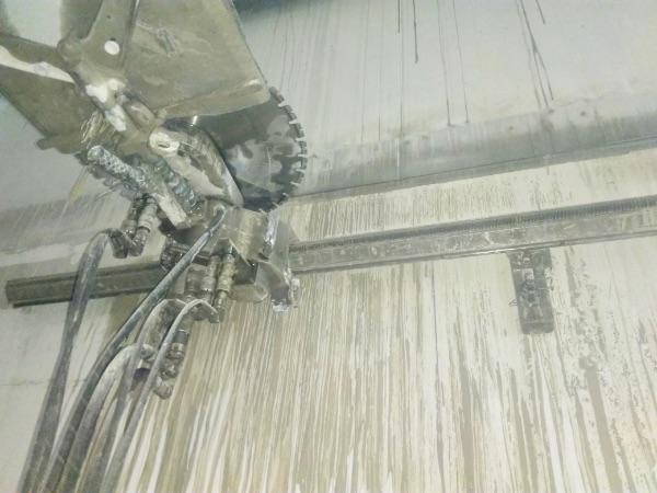 beton vágó