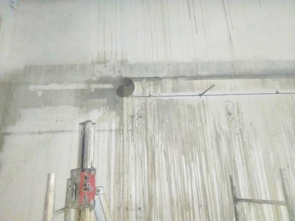 beton lyuk furat
