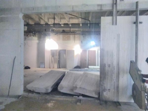 ipari beton vágás